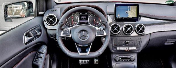 Mercedes Klasy B AMG Line