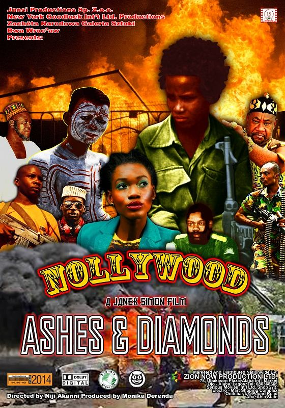 Janek Simon, 'Nollywood Ashes and Diamond', 2014 / materiały prasowe
