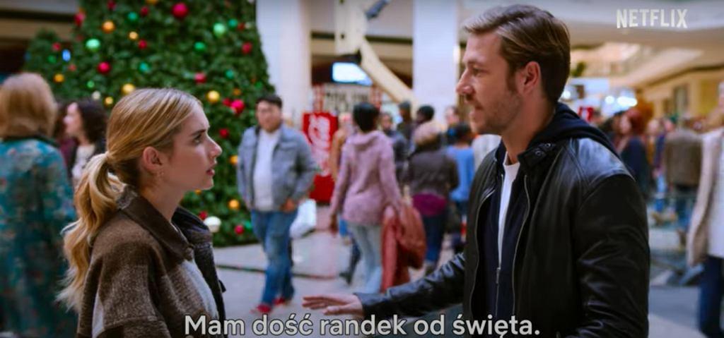 Kadr z filmu 'Randki od święta'