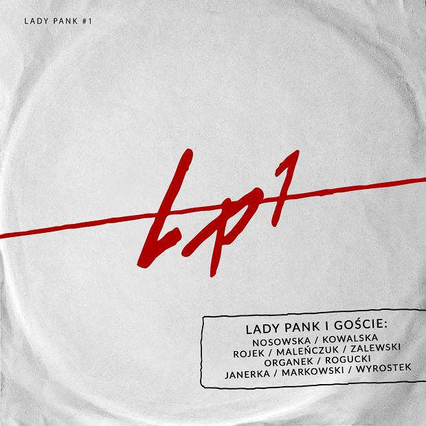 Lady Pank 'LP1'