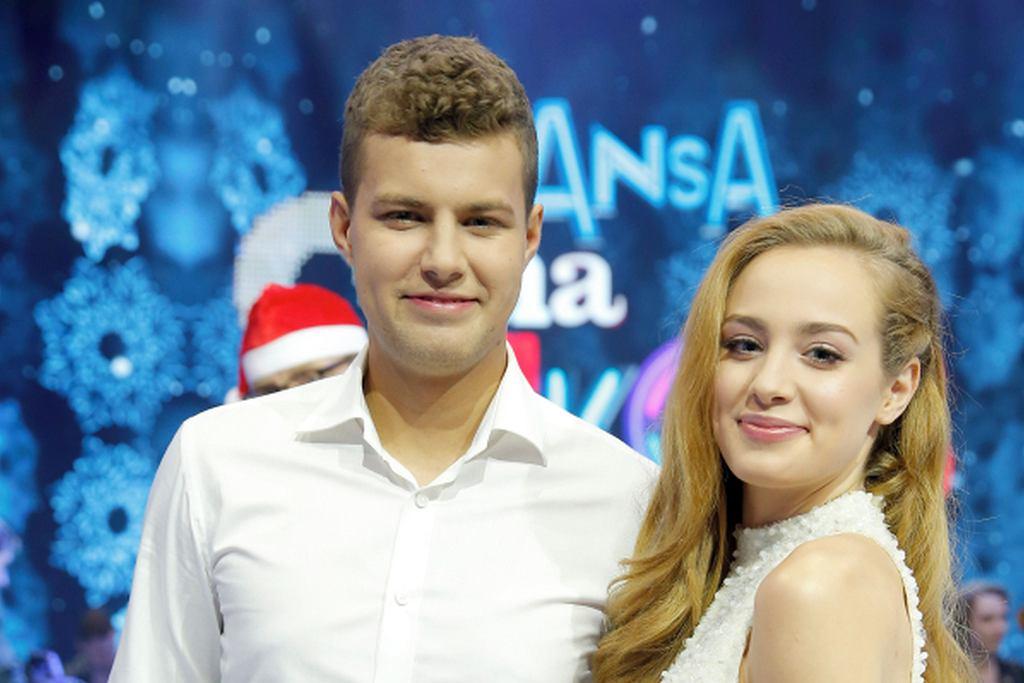 Wiktoria Gąsiewska Mateusz Gąsiewski