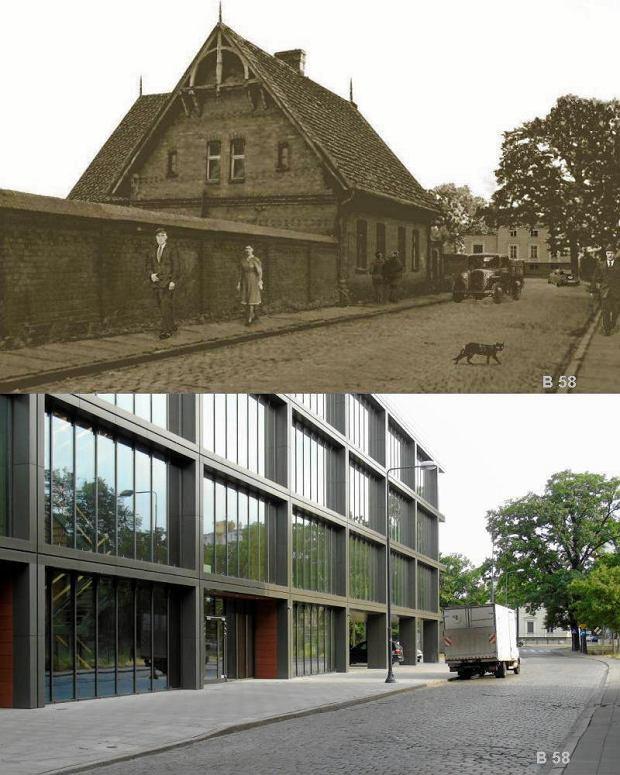 Zdjęcie numer 6 w galerii - Bydgoszcz wczoraj i dziś. Te same miejsca sfotografowane po latach