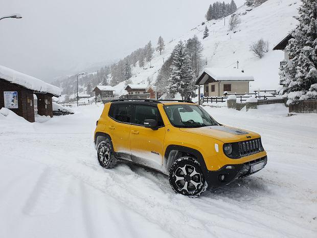 Jeep Renegade będzie niebawem dostępny w wersji PHEV