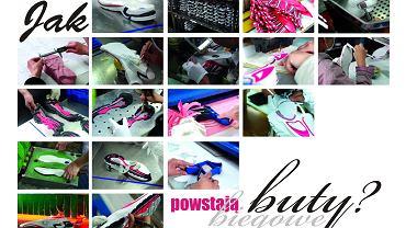 Jak powstają buty biegowe? Galeria zdjęć z fabryki.