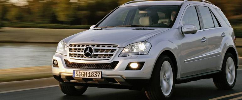 Kupujemy używane. Ile trzeba zapłacić za luksusowego SUV-a? Wybraliśmy do 50 tys. zł