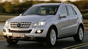 Mercedes ML II