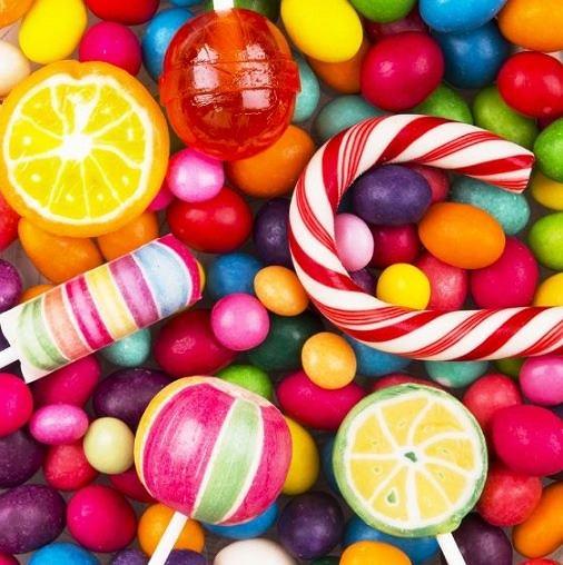 Najwięcej tłuszczów trans znajduje się w słodyczach.
