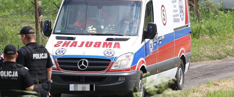 Mazowsze: ultralekki samolot przewrócił się w trakcie lądowania