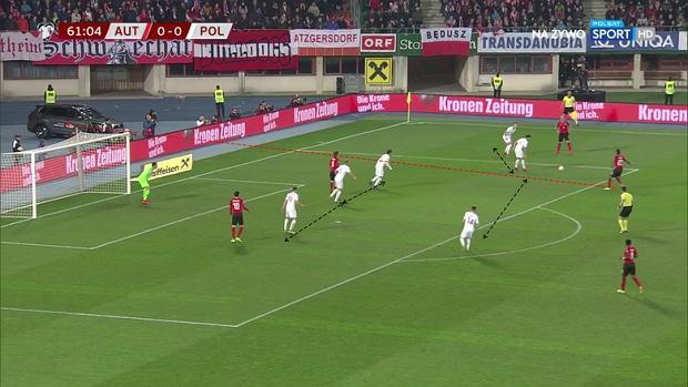 Austria - Polska 0:1
