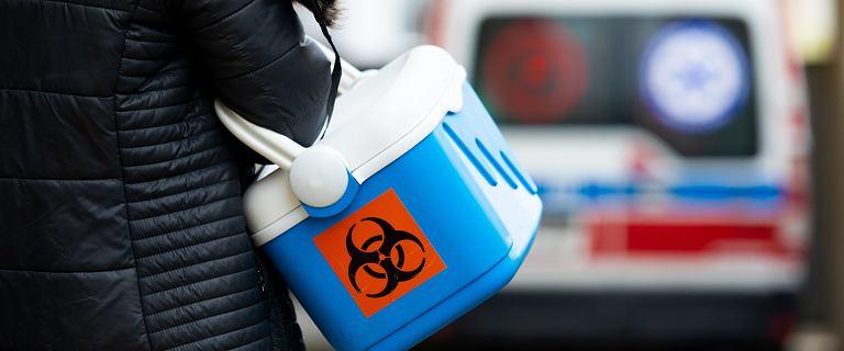 MZ: 8361 nowych zakażeń. 133 osoby zmarły. Wzrost liczby zgonów o 77 proc.