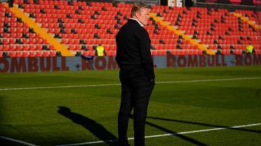 Były piłkarz FC Barcelony tymczasowym trenerem. Zastąpił Koemana