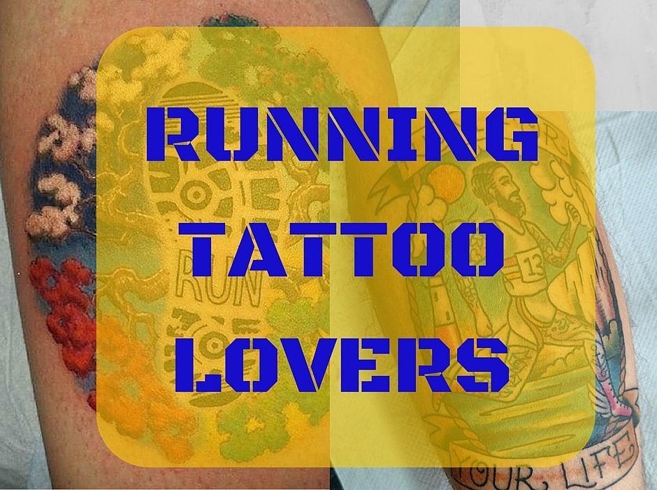 Biegowe Tatuaże 23 Wzory Z Instagrama