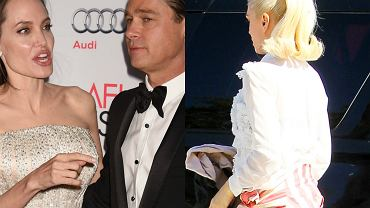 Angelina Jolie, Brad Pitt, Gwen Stefani