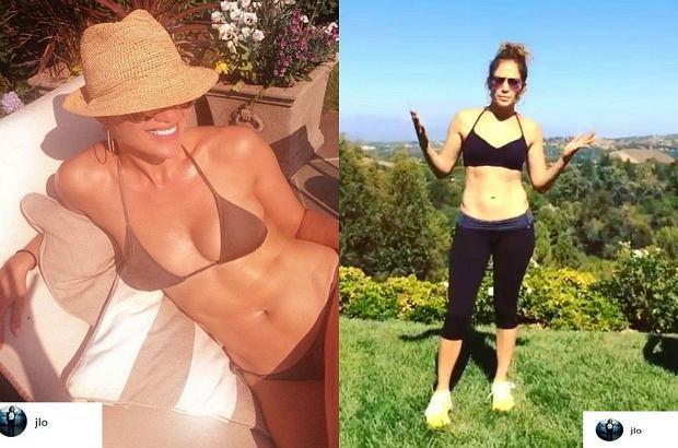 Zdjęcie numer 5 w galerii - Paparazzo spotkał Jennifer Lopez, gdy wyszła z siłowni. Jak wygląda naprawdę najsłynniejsza pupa w legginsach? Te zdjęcia nie kłamią