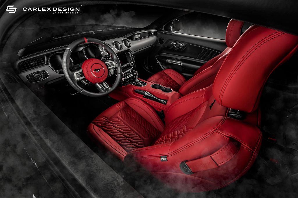 Ford Mustang Carlex Design