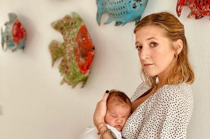 Lara Gessler pokazała zdjęcie z córką. Fanki zwracają uwagę na włosy dziewczynki