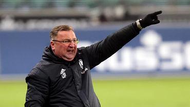 Legia o krok od pierwszego z dwóch zapowiadanych transferów. Uzbek już w Warszawie