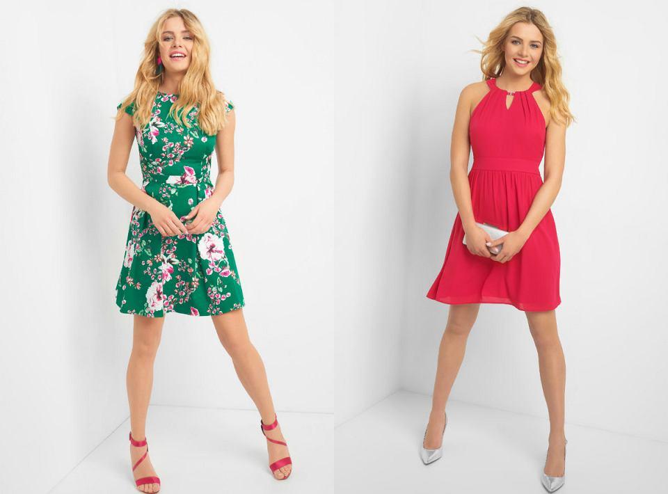 8055607c ORSAY - kolekcja sukienek na specjalne okazje i ubrania w modne wzory