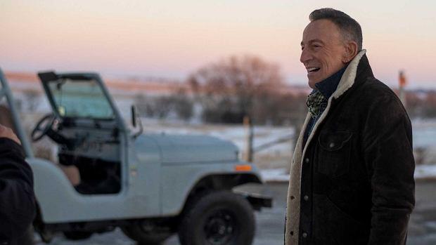 Bruce Springsteen i Jeep