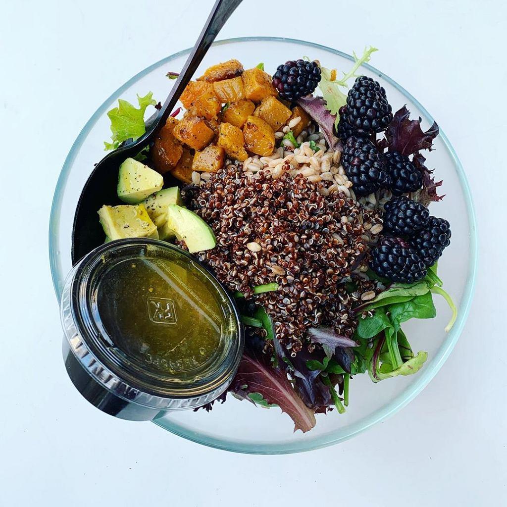 Marrisa Dawn - przykładowy obiad