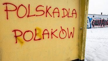 Grafitti w Rzeszowie