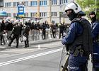 Policja wstrzymuje planowane akcje przeciwko bandytom