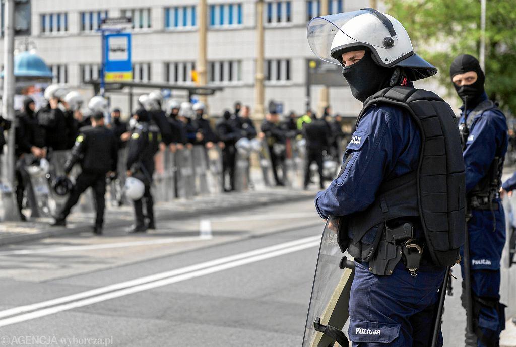 Katowicka policja