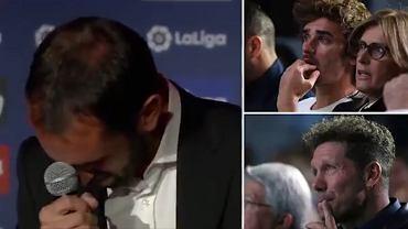 Diego Godin ogłasza odejście z Atletico Madryt