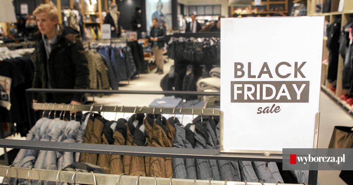 3c81b04700a253 Black Friday 2017. Zobacz, które sklepy oferują promocje i przeceny ...