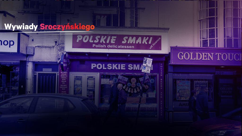 Wywiad Sroczyńskiego