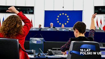 Obrady Parlamentu Europejskiego