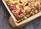 Ciasto z rabarbarem - zdrowe, proste i niezwykle smaczne