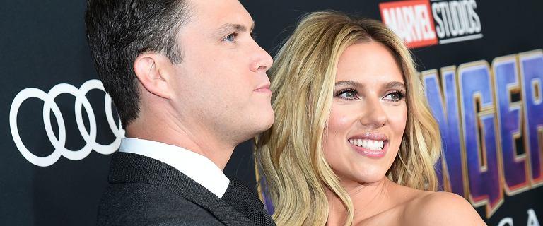 Scarlett Johansson znów zaręczona. To będzie już jej trzeci ślub