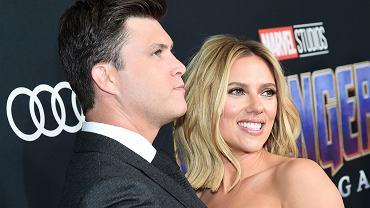 Scarlett Johansson znów zaręczona. To będzie jej trzeci ślub. Wcześniej była żoną Ryana Reynoldsa