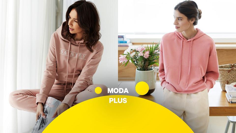Z cyklu 'Moda Plus'. Nowa era dresów