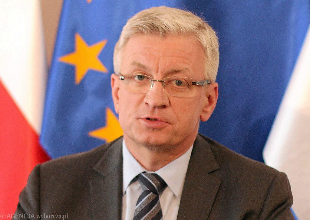 Jacek Jaśkowiak SPOŁECZEŃSTO OBYWATELSKIE