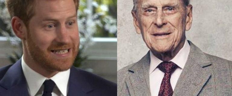 Książę Harry to kopia dziadka? Zdjęcia Filipa z młodości robią furorę
