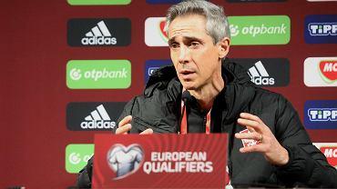 Sousa przed debiutem: Właśnie tego się spodziewałem. Kto zagra? Piłkarze nie wiedzą