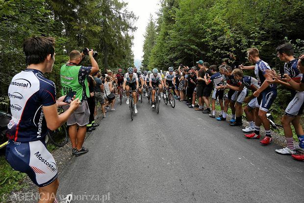 Tour de Pologne 2019. Transmisja wszystkich etapów 76. edycji w otwartym kanale! TV, stream online, na żywo, 3-9.08