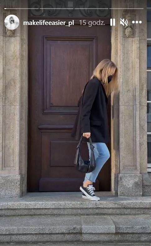 Kasia Tusk w najmodniejszych butach sezonu. Wiemy, gdzie je kupiła
