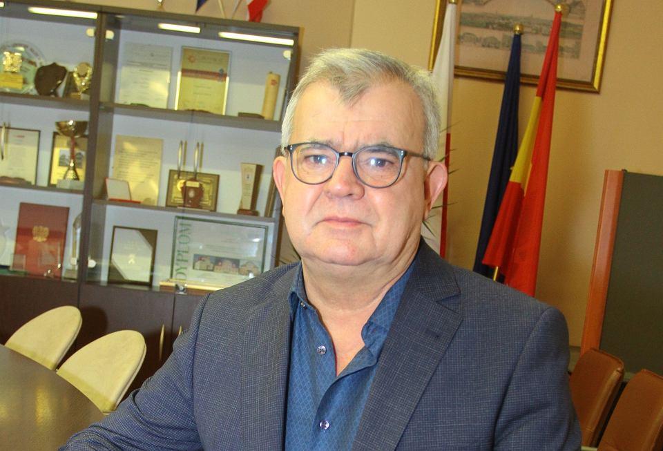 Andrzej Katarzyniec, burmistrz Żagania