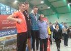 Biegacz z Rudnika obronił złoty medal