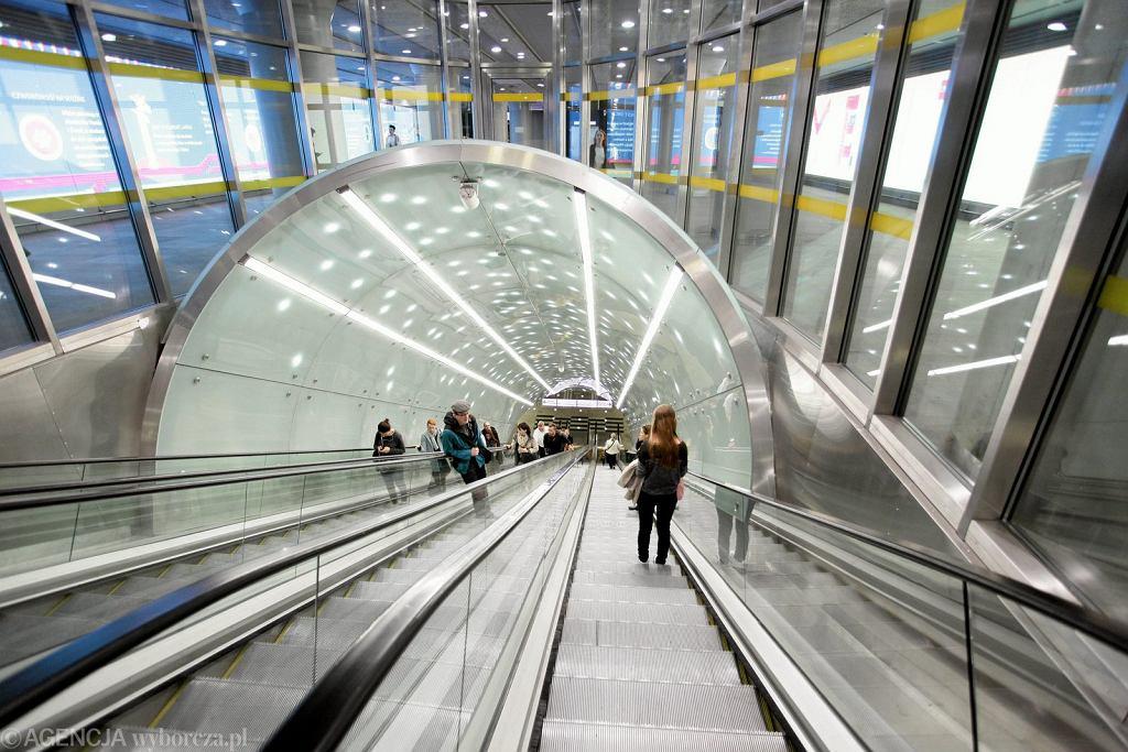 II linia metra rozbudowa