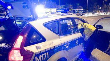 Niepełnosprawny pijany kierował samochodem za pomocą zdjętej protezy nogi