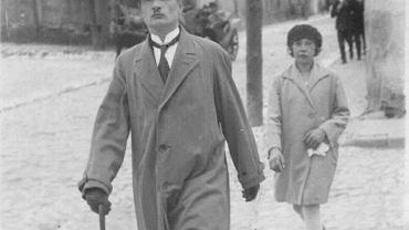 Wacław Skarbimir Laskowski w Sandomierzu, 1933 r.
