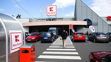 Nowy sklep Kaufland przy ul. Długiej we Wrocławiu