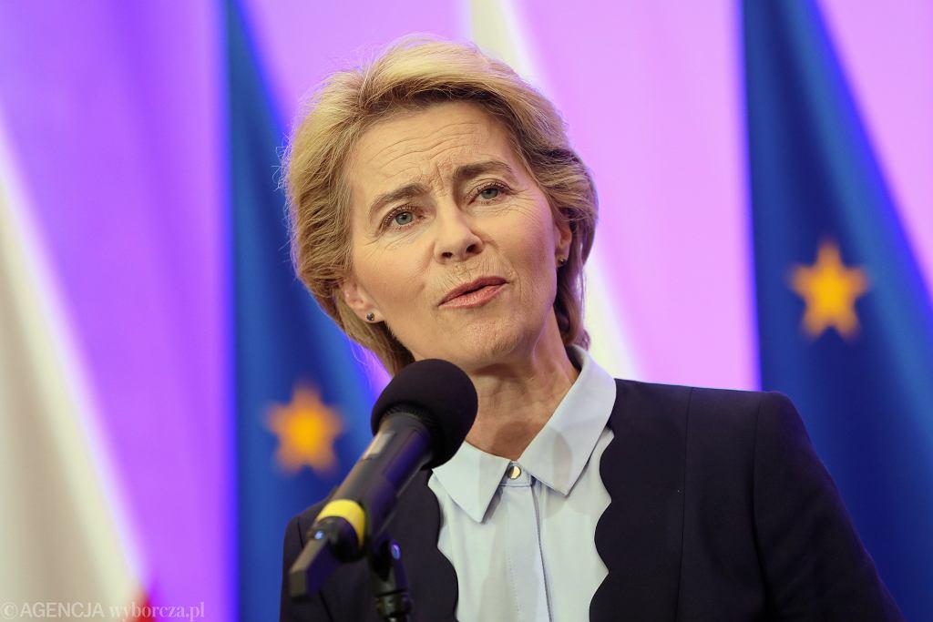 Komisja Europejska uruchomiła procedurę naruszenia prawa unijnego wobec Polski i ośmiu innych państw członkowskich