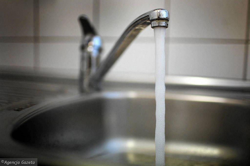 Wody Polskie chcą obniżki cen za wodę i ścieki w Warszawie (zdjęcie ilustracyjne)