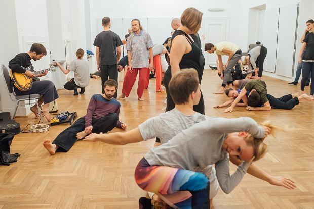 Dżem kontakt improwizacji (fot: Aga Wiśniewska)