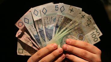 PIT za 2020. Kończy się termin możliwości rozliczenia przez internet (Banknoty - zdjęcie ilustracyjne)
